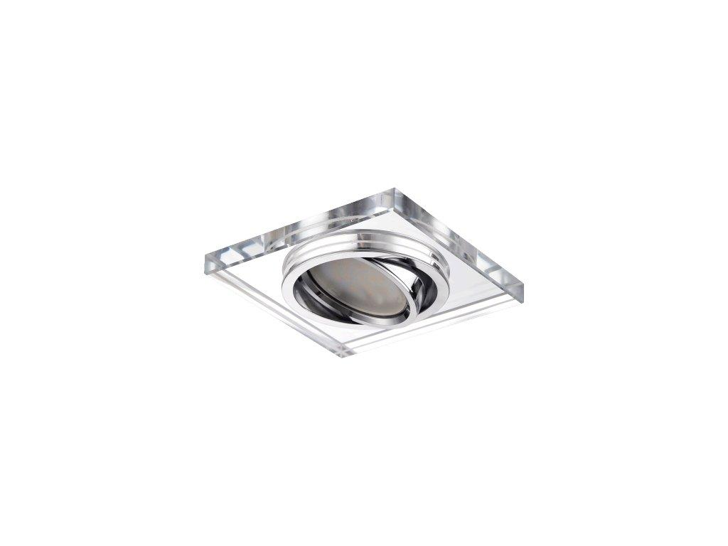 EMITHOR 71053 vestavná křišťálová bodovka Glass Movable 1x50W GU10