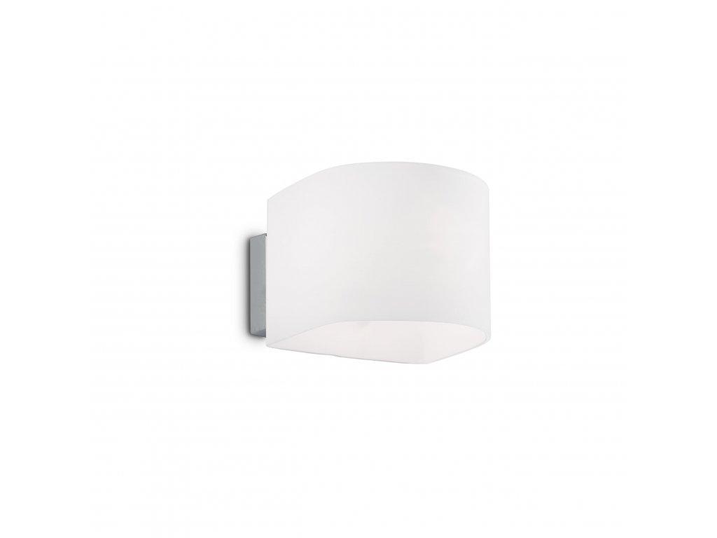 IDEAL LUX 035185 nástěnné svítidlo Puzzle AP1 Bianco 1x40W G9