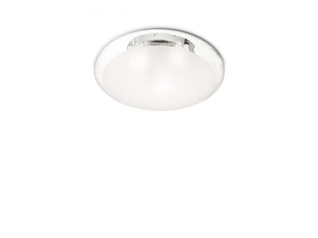 IDEAL LUX 035512 stropní svítidlo Smarties Clear PL3 D50 3x60W E27