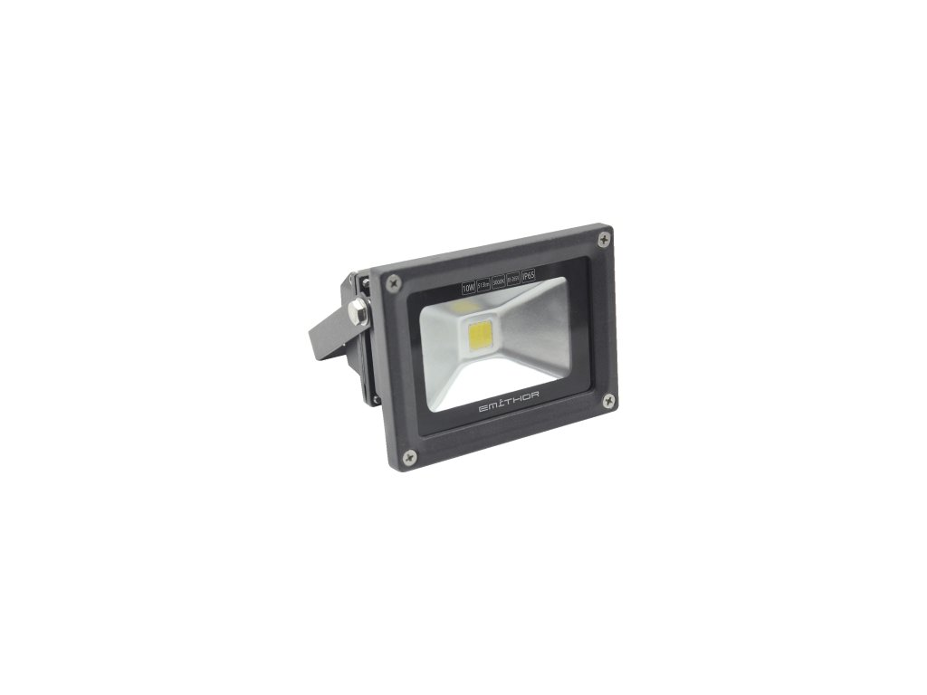 EMITHOR 32109 LED reflektor IP65 Meta 1x10W IP65 3000K