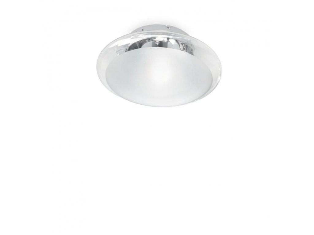 IDEAL LUX 035543 svítidlo Smarties Clear PL1 D33 1x60W E27