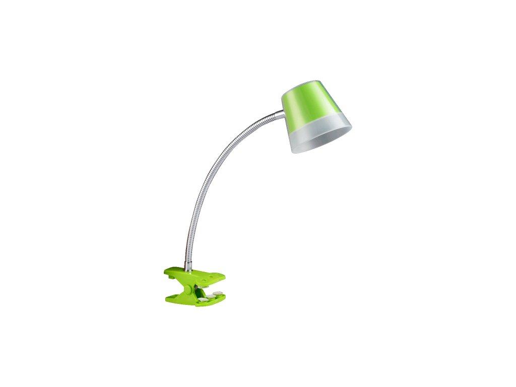 PREZENT 26052 stolní LED lampička s klipem Vigo 1x4W 4000K