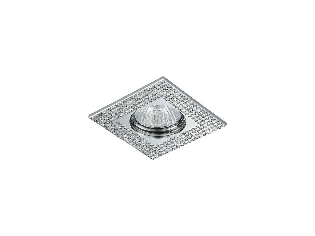EMITHOR 71078 vestavná křišťálová bodovka Crystal Fix 1x50W GU10