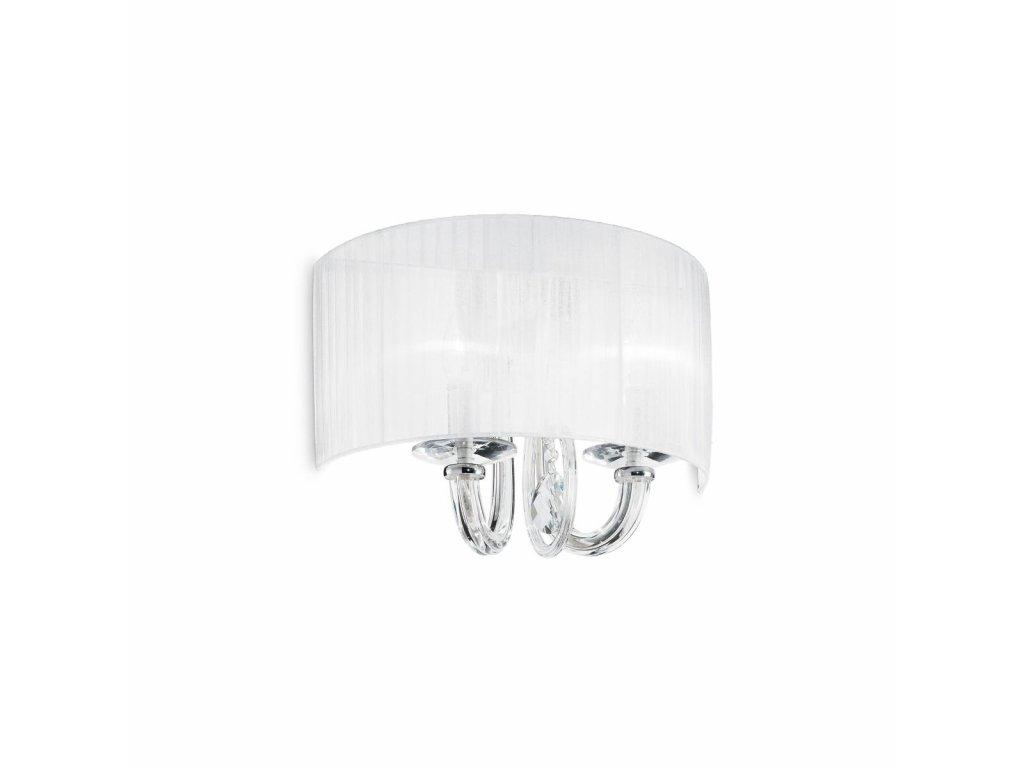 IDEAL LUX 035864 nástěnné svítidlo Swan AP2 2x40W E14