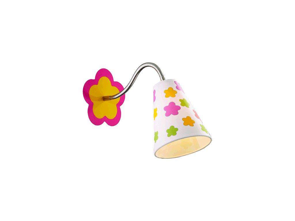 PREZENT 28029 dětské svítidlo Florist 1x40W E14