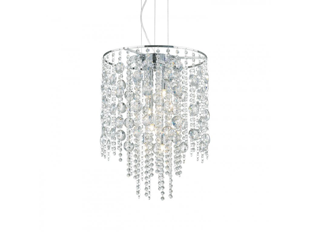 IDEAL LUX 044774 závěsné svítidlo Evasione SP8 8x40W G9