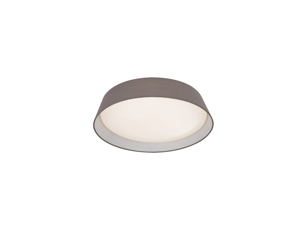 PREZENT 45130 VASCO textilní svítidlo LED 24W šedé