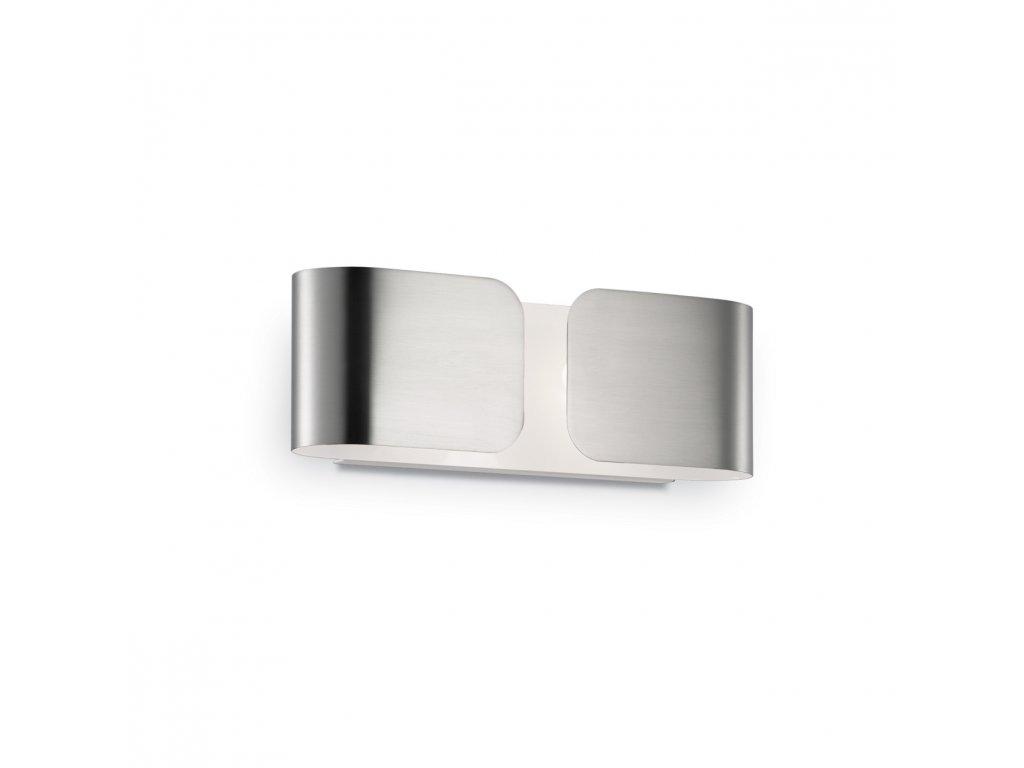 IDEAL LUX 049229 nástěnné svítidlo Clip AP2 Mini Cromo 2x40W G9
