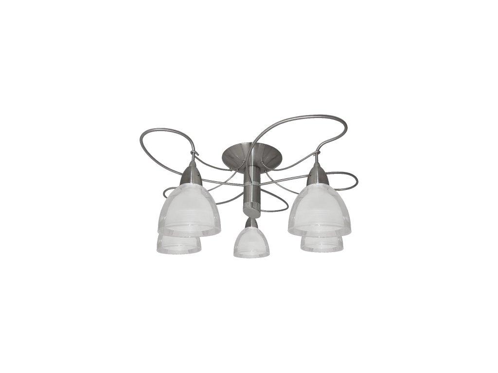 PREZENT 12047 stropní svítidlo Carrat 5x40W E14