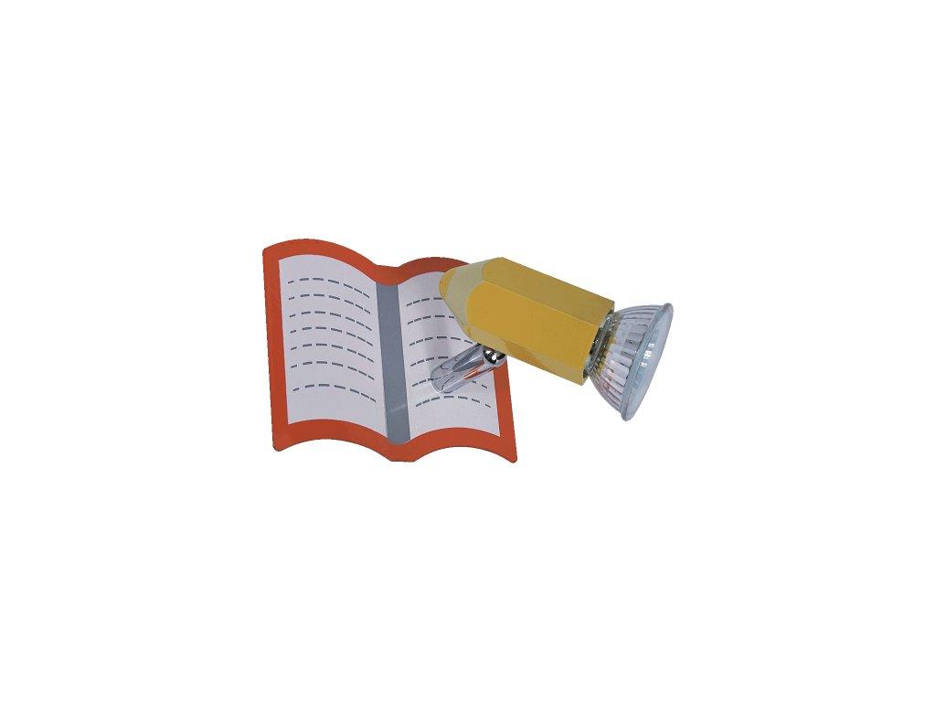 PREZENT 28008 dětské svítidlo Pencil 1x50W GU10