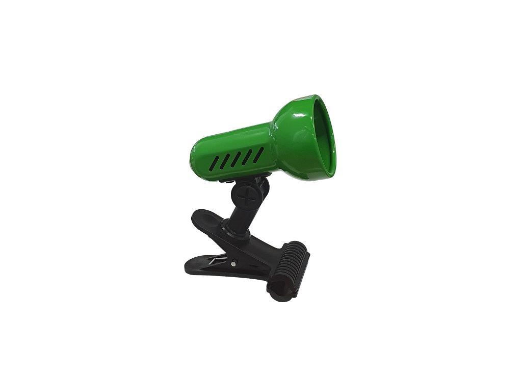 PREZENT - METRO 1xE14/R50/40W,GREEN, SPOT