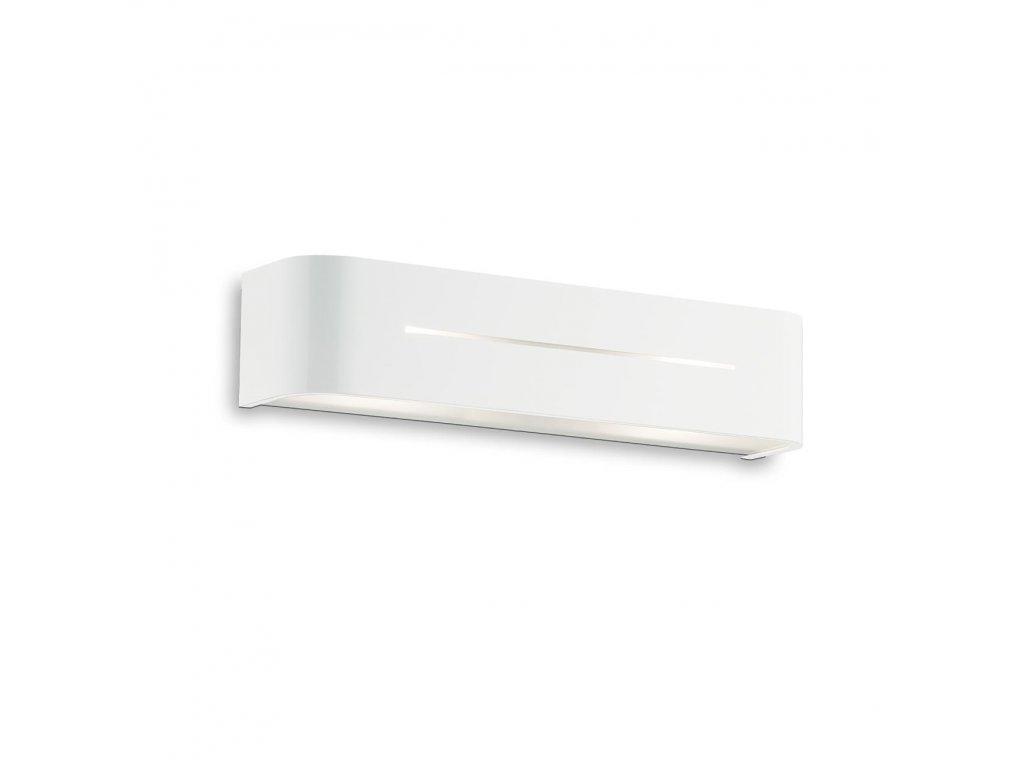 IDEAL LUX 051963 nástěnné svítidlo Posta AP2 Bianco 2x40W E14