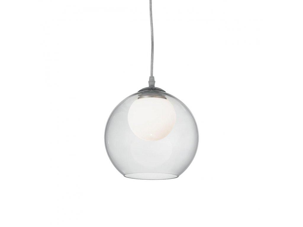 IDEAL LUX 052793 závěsné svítidlo Nemo Clear SP1 D20 1x40W G9