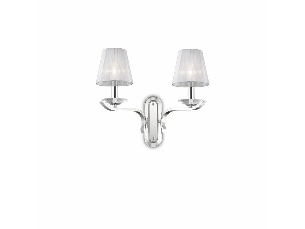 IDEAL LUX 059211 nástěnné svítidlo Pegaso AP2 2x40W E14