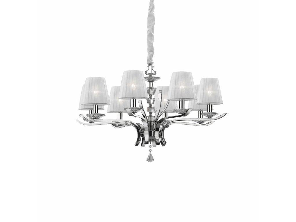 IDEAL LUX 059242 lustr Pegaso SP8 8x40W E14