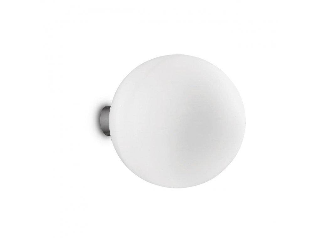 IDEAL LUX 059822 Nástěnné/ stropní svítidlo Mapa Bianco AP1 D30 1x60W E27