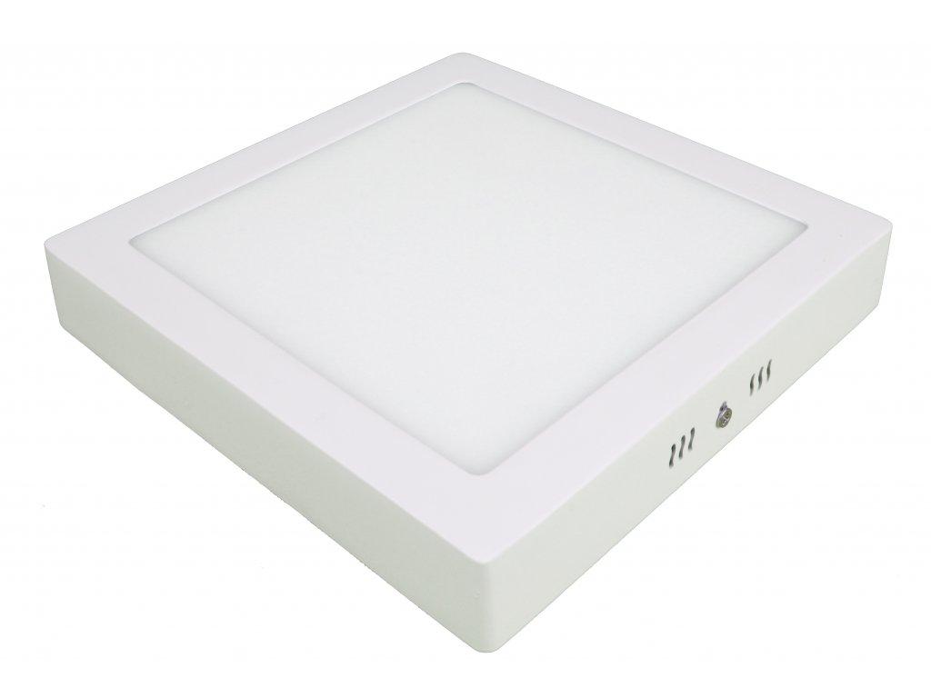 T-LED PS18 LED panel 18W přisazený čtverec 220x220mm