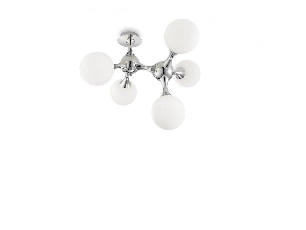 IDEAL LUX 073712 svítidlo Nodi Bianco PL5 5x40W E14