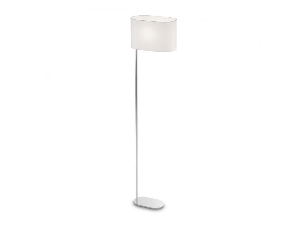 IDEAL LUX 074931 stojací lampa Sheraton PT1 Bianco 1x60W E27