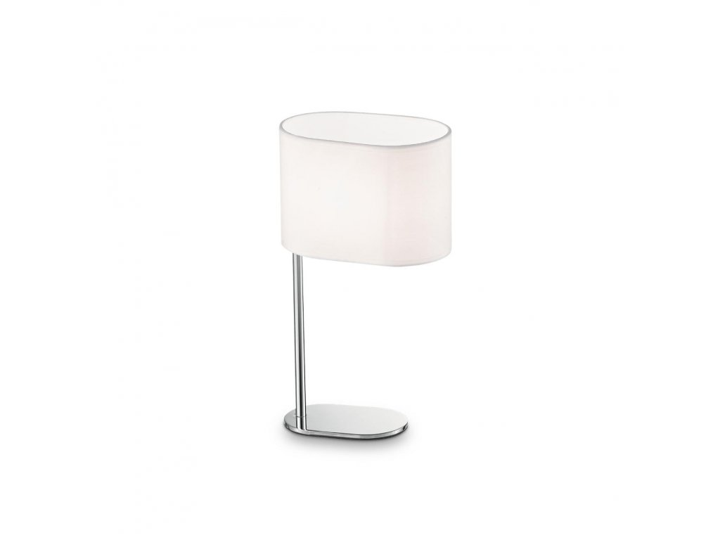 IDEAL LUX 075013 stolní lampa Sheraton TL1 Small Bianco 1x40W G9