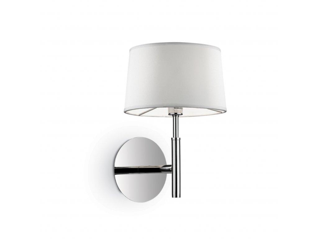 IDEAL LUX 075471 nástěnné svítidlo Hilton AP1 1x40W G9