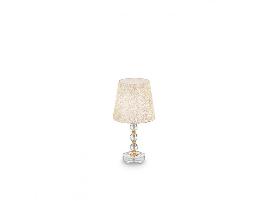 IDEAL LUX 077741 stolní lampa Queen TL1 Medium 1x60W E27