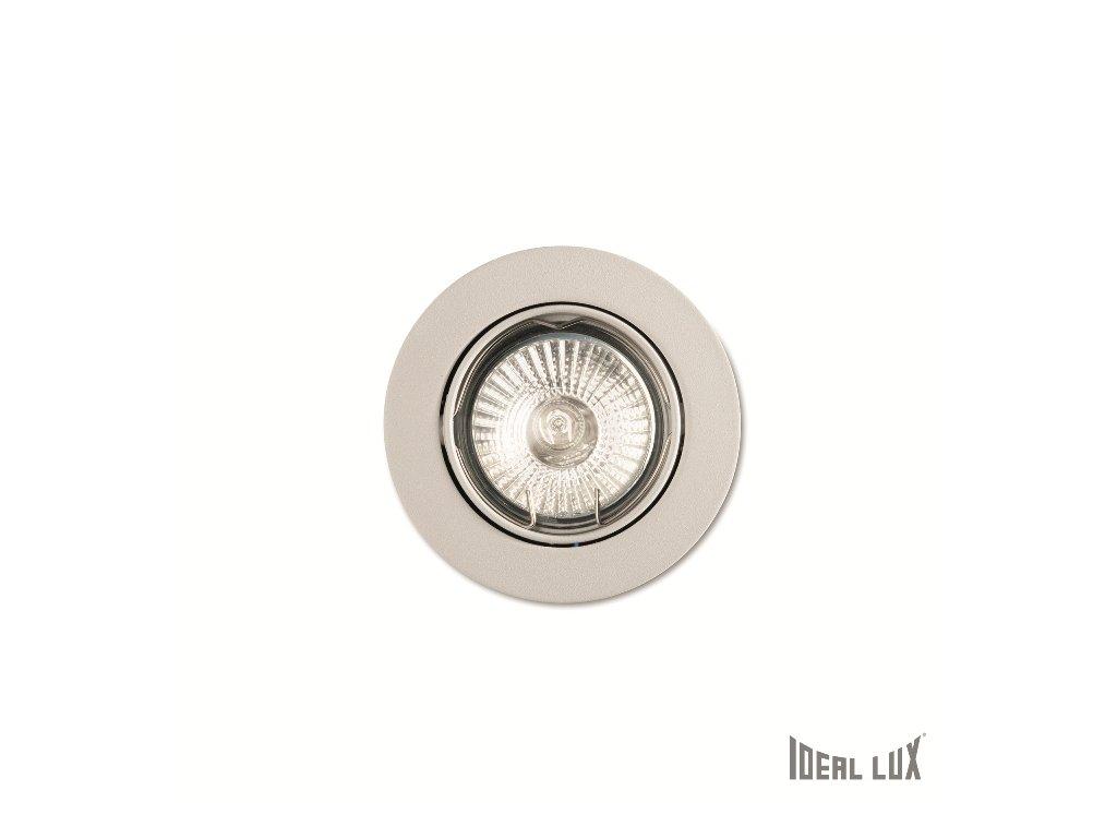 IDEAL LUX 083179 vestavné svítidlo Swing FI1 Bianco 1x50W GU10