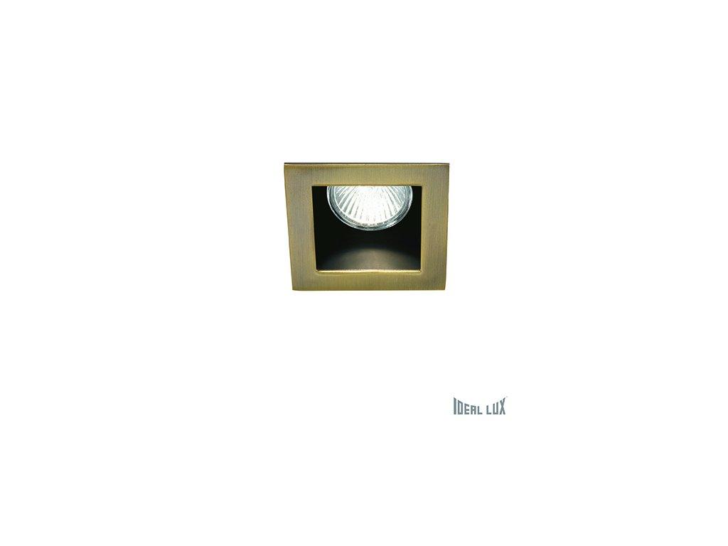 IDEAL LUX 083247 vestavné svítidlo Funky FI1 Brunito 1x50W GU10
