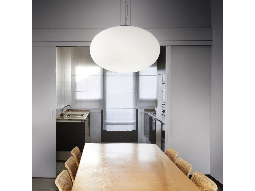 IDEAL LUX 086736 závěsné svítidlo Candy SP1 D40 1x60W E27