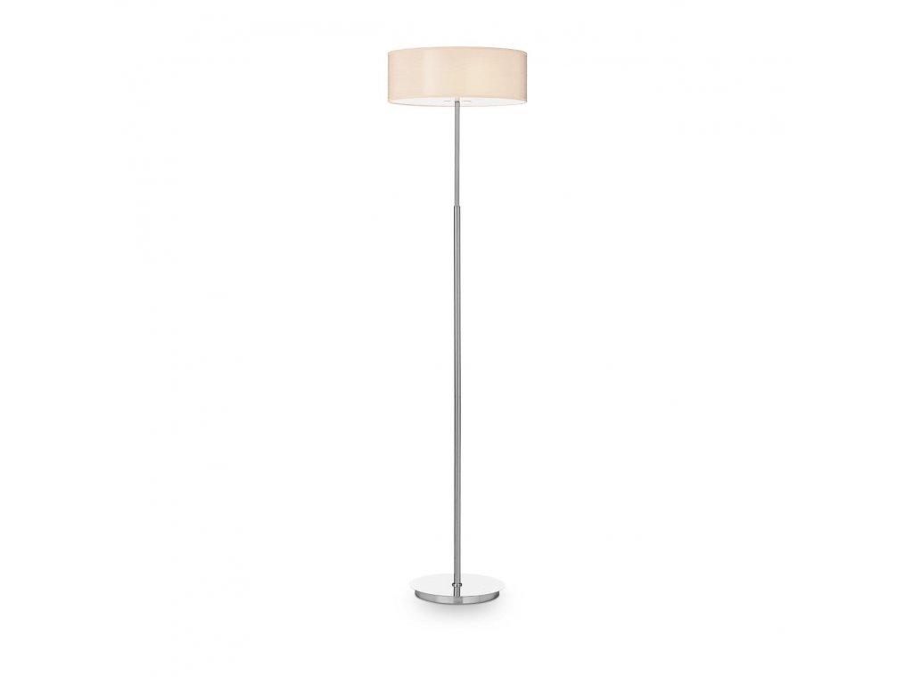 IDEAL LUX 087689 stojací lampa Woody PT1 1x60W E27