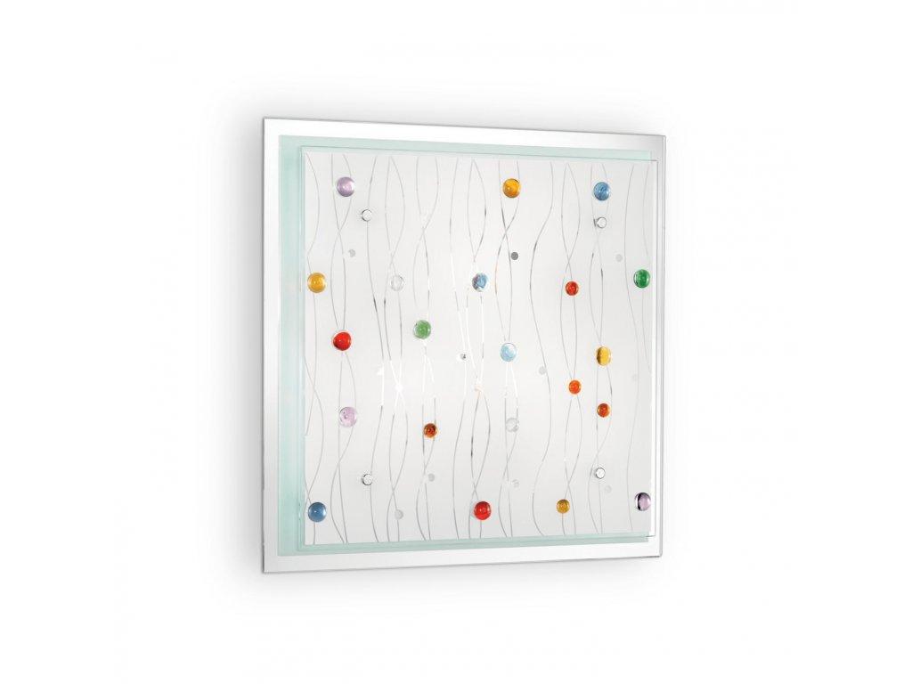 IDEAL LUX 091013 svítidlo Ocean PL3 Color 3x60W E27