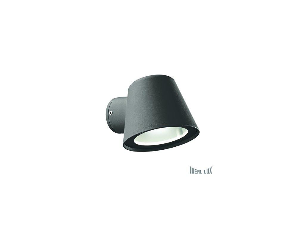 IDEAL LUX 091525 venkovní svítidlo GAS AP1 Antracite 1x35W GU10 IP43