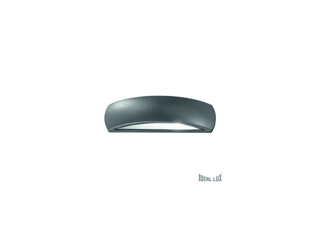 IDEAL LUX 092188 venkovní svítidlo Giove AP1 Antracite 1x60W E27 IP54