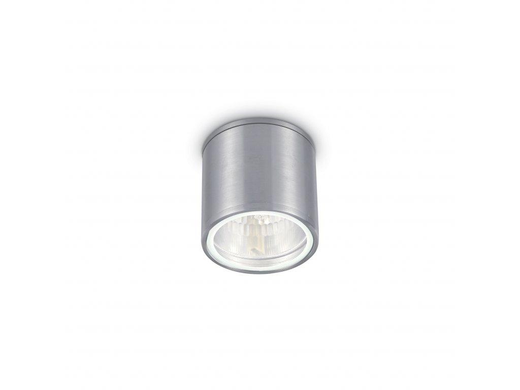 IDEAL LUX 092324 venkovní svítidlo Gun PL1 Alluminio 1x28W GU10 IP44