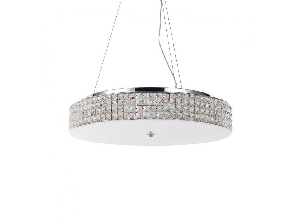 IDEAL LUX 093062 závěsné svítidlo Roma SP12 12x40W G9