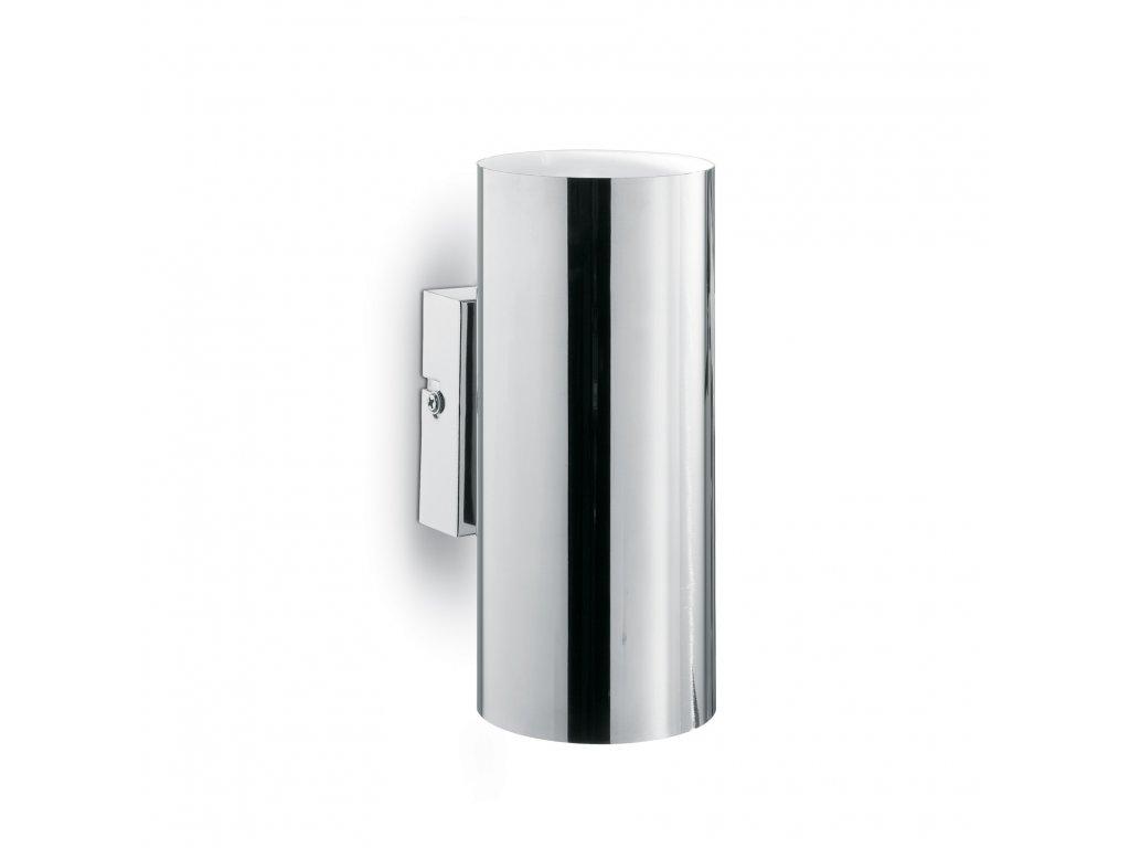 IDEAL LUX 094182 nástěnné svítidlo Hot AP2 Cromo 2x28W GU10