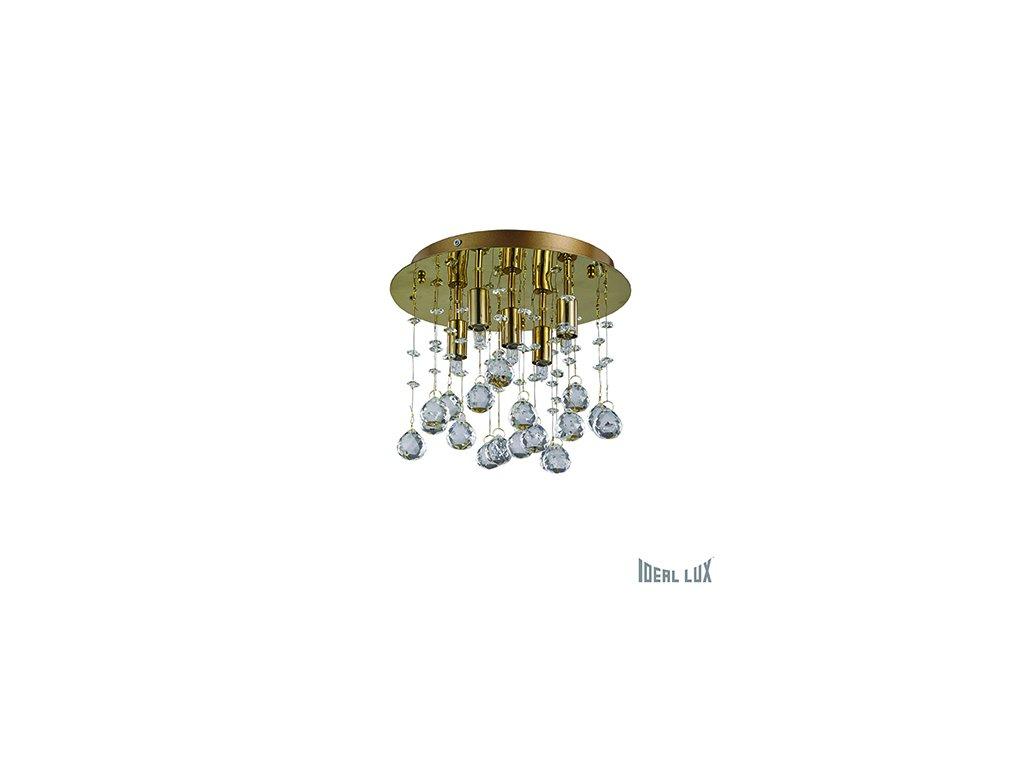 IDEAL LUX 094663 svítidlo Moonlight PL5 Oro 5x40W G9