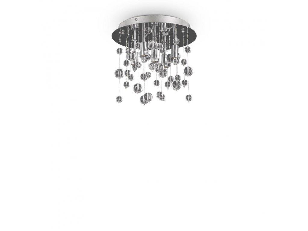 IDEAL LUX 094687 svítidlo Neve PL5 Cromo 5x40W G9