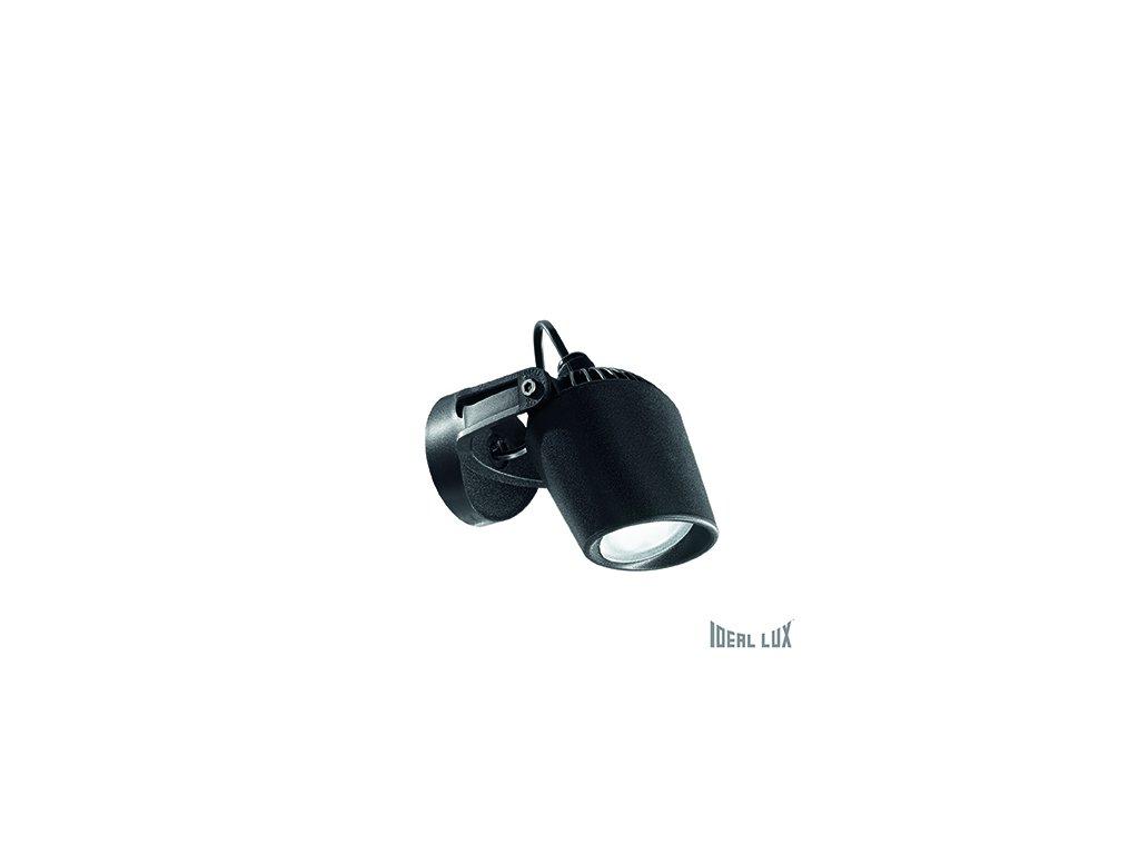IDEAL LUX 096476 venkovní svítidlo Minitommy AP1 Nero 1x5W GU10 IP66 3000K