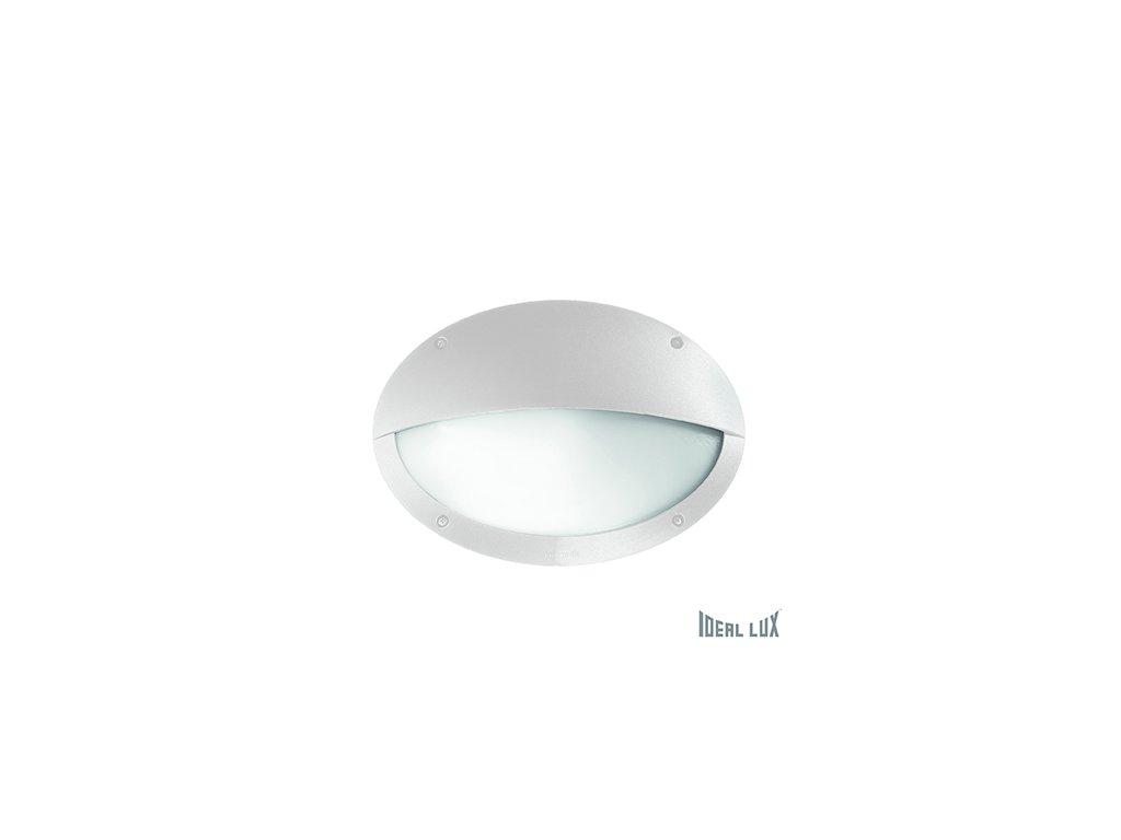 IDEAL LUX 096735 venkovní svítidlo Maddi 2 AP1 Bianco 1x60W E27 IP66