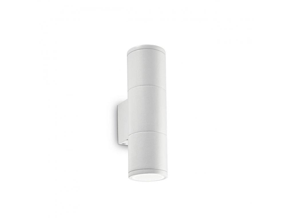 IDEAL LUX 100388 venkovní svítidlo Gun AP2 Small Bianco 2x35W GU10 IP54