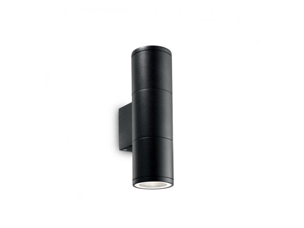 IDEAL LUX 100395 venkovní svítidlo Gun AP2 Small nero 2x35W GU10 IP54