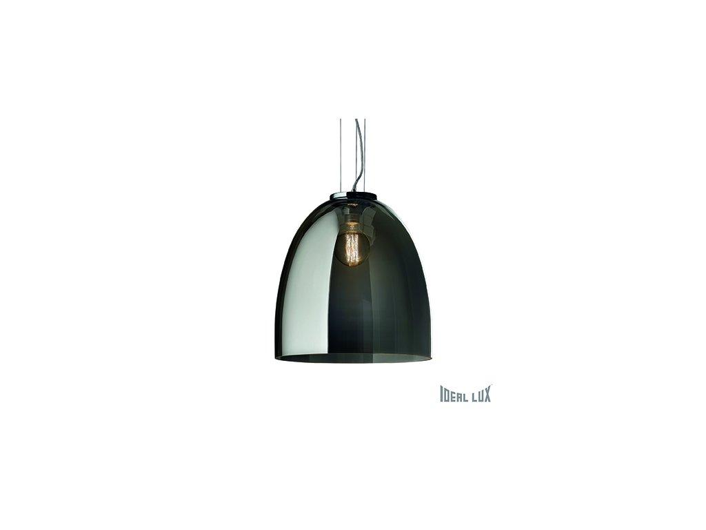 IDEAL LUX 101095 závěsné svítidlo Eva Big Fume 1x60W E27