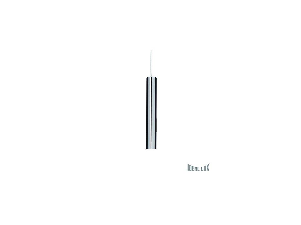IDEAL LUX 104942 závěsné svítidlo Look SP1 Small Cromo 1x50W GU10