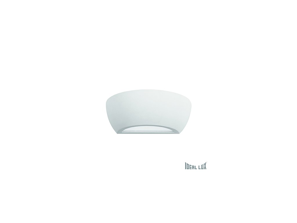 IDEAL LUX 105734 nástěnné svítidlo Tonic AP1 1x40W E14
