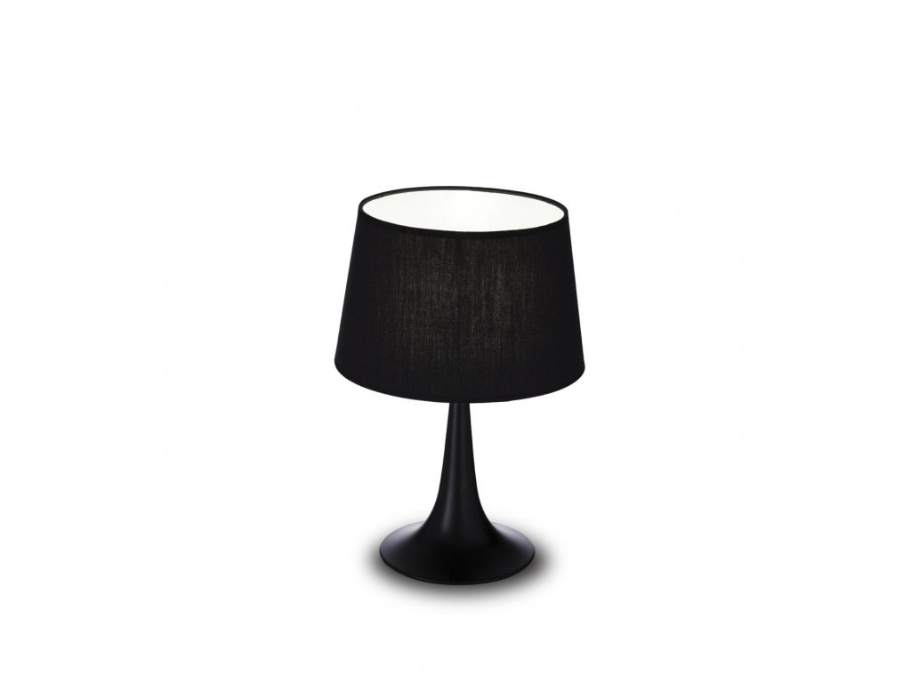 IDEAL LUX 110554 stolní lampa London TL1 Small 1x60W E27