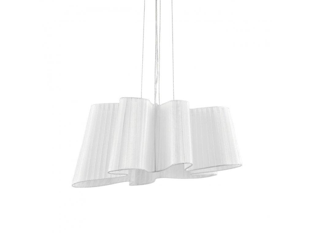 IDEAL LUX 110684 závěsné svítidlo Smug SP1 D60 1x60W E27
