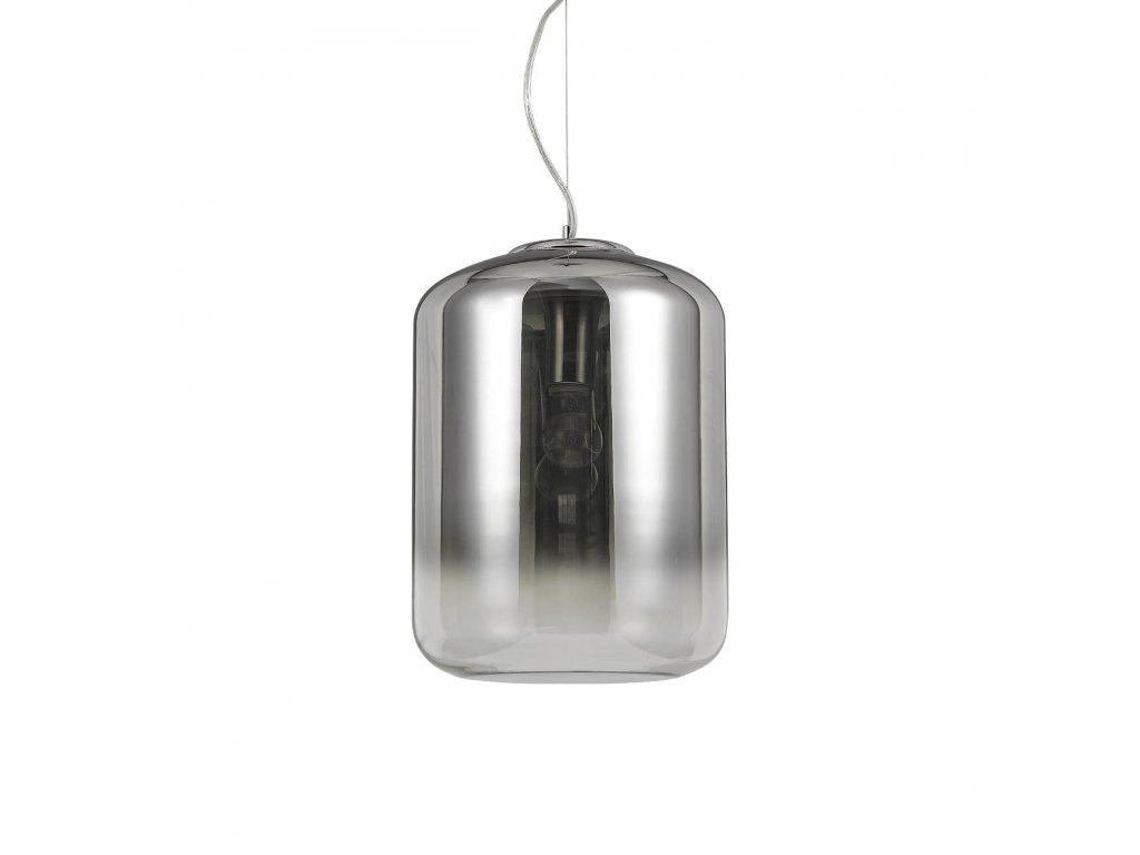 IDEAL LUX 112107 závěsné svítidlo Ken SP1 Big Cromo 1x60W E27