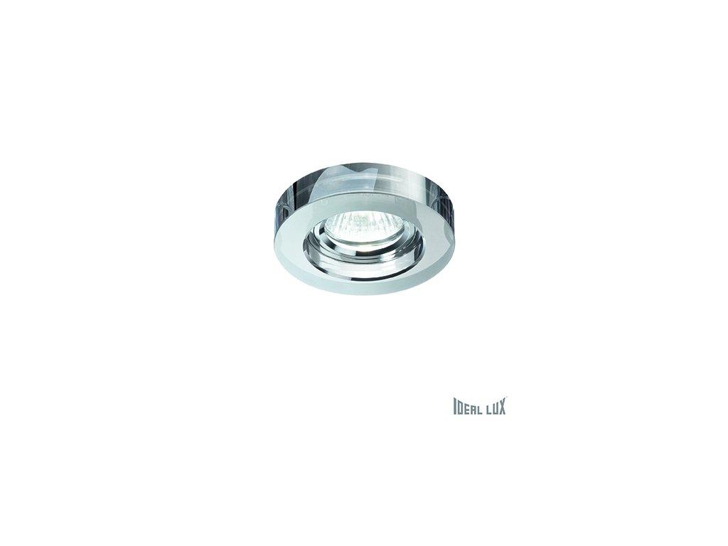 IDEAL LUX 113982 vestavné svítidlo Blues FI1 Fume' 1x50W GU10