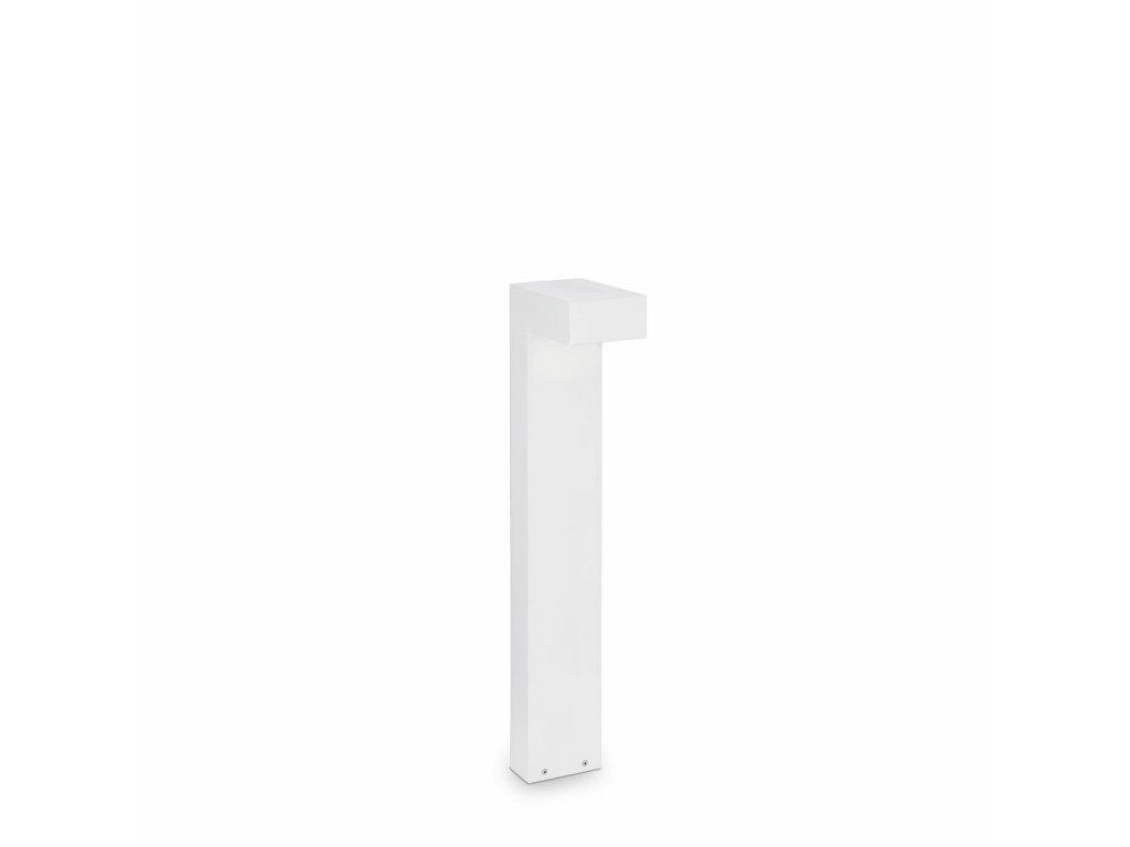 IDEAL LUX 115092 venkovní sloupek Sirio PT2 Small Bianco 2x40W G9 IP44